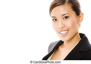 女性実業家, アジア人