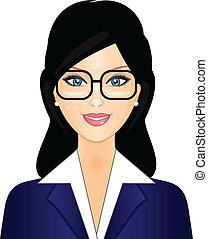 女性実業家