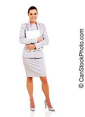 女性実業家, 保有物, ラップトップ