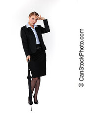 女性実業家, 傘