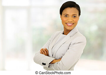 女性実業家, 微笑, 若い