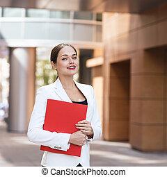 女性実業家, 文書