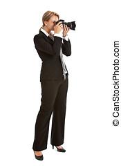 女性, 攝影師
