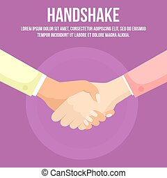 女性, handclasp, 女, ハンドシェーキング, 女性実業家