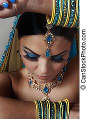 女性, indian