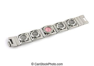 女, 腕時計, 贅沢