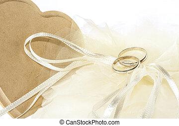 好意, 結婚式