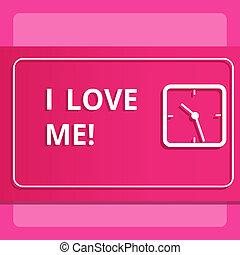 好, 爱, 本身, 商业, 照片, 显示, me., 作品, 注意到, 有, showcasing, 感觉,...