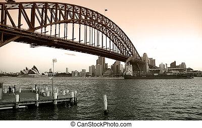 好, 老, 悉尼