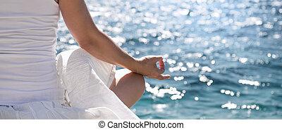 妇女考虑, 海