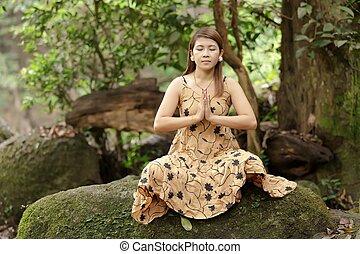 妇女, 瑜伽, 性质