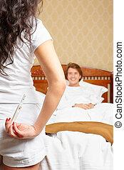 妊娠識別テスト