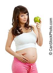 妊婦, 食べること, 健康に良い食物