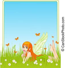 妖精, 場所カード