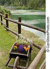 妖精, 山湖