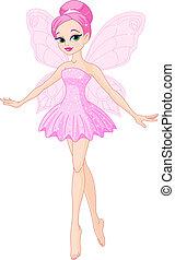 妖精, 美しい