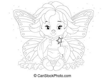 妖精, 魔法