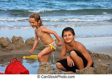 姉妹, 浜, 兄弟