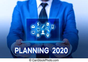 始めなさい, 概念, 端, objectives., 心, 位置, 用語, 長い間, 意味, 計画, テキスト, 手書き, 2020.