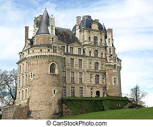 威厳がある, 城, 中世
