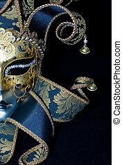 威尼斯的面罩