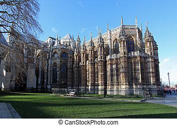 威斯敏斯特修道院, -, 伦敦, 英国