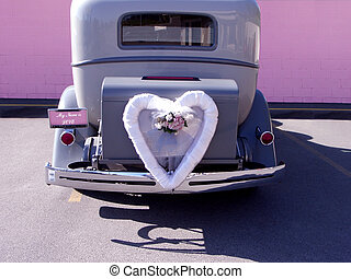 婚礼, 汽车