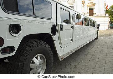 婚礼, 轿车