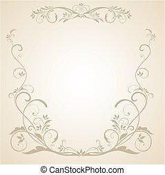 婚禮, 框架