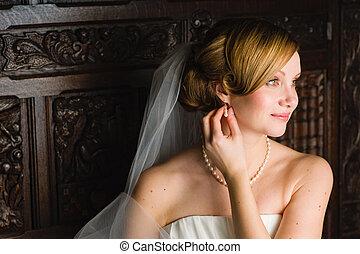 婚禮, 發型