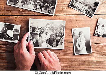 婚禮, 相片