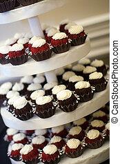 婚禮, cupcakes