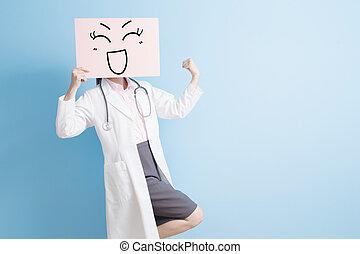 婦女醫生, 拿, 廣告欄