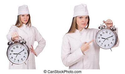 婦女醫生, 遺失, 她, 最終期限