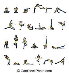 婦女, 實踐, 瑜伽