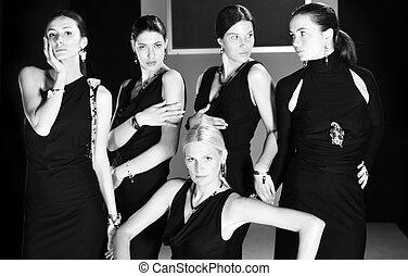婦女, 時裝展示會
