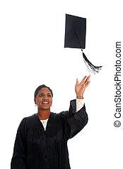 婦女, 畢業