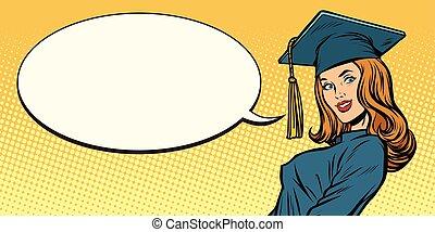 婦女, 藝術, 流行音樂, 畢業生
