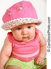 婴儿, 粉红色