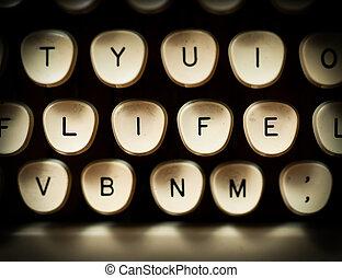 媒体, 生活, 概念