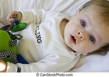 嬰儿玩具, 軟, 玩