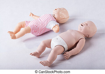 嬰孩, 二, 幽靈