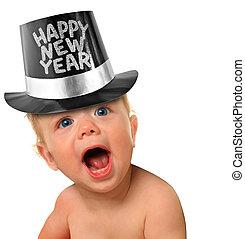 嬰孩, 新年快樂