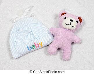 嬰孩, 產品
