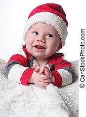 嬰孩, 聖誕節, 愉快