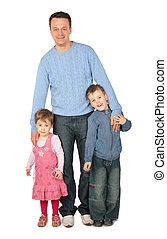 子供たちの父親となりなさい