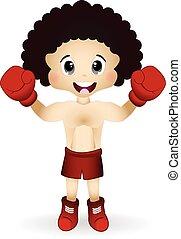 子供, ボクシング