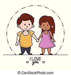 子供, 愛, 漫画