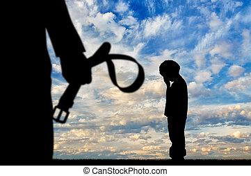 子供, 概念, 暴力