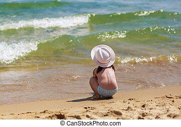 子供, 海岸